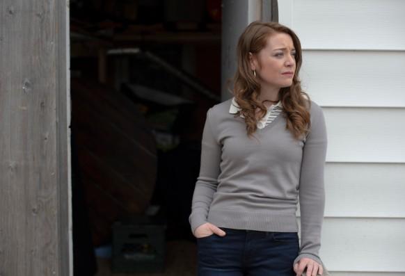 Allison Kelly as Kari (photo by Greg Locke)